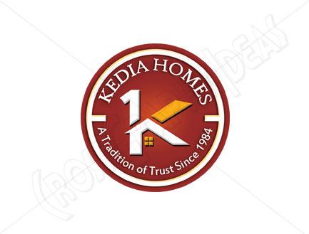 Logo Design Jaipur Logo Design Kedia Homes
