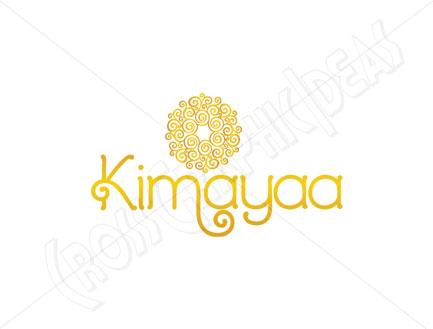 Logo Design Jaipur Kimayaa Jewelry Logo Jaipur