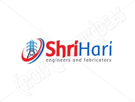 Logo Design Jaipur Shrihari Engineers Logo Design