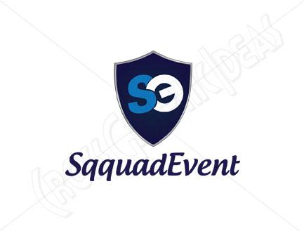 Logo Design Jaipur Sqquadevents Logo Jaipur