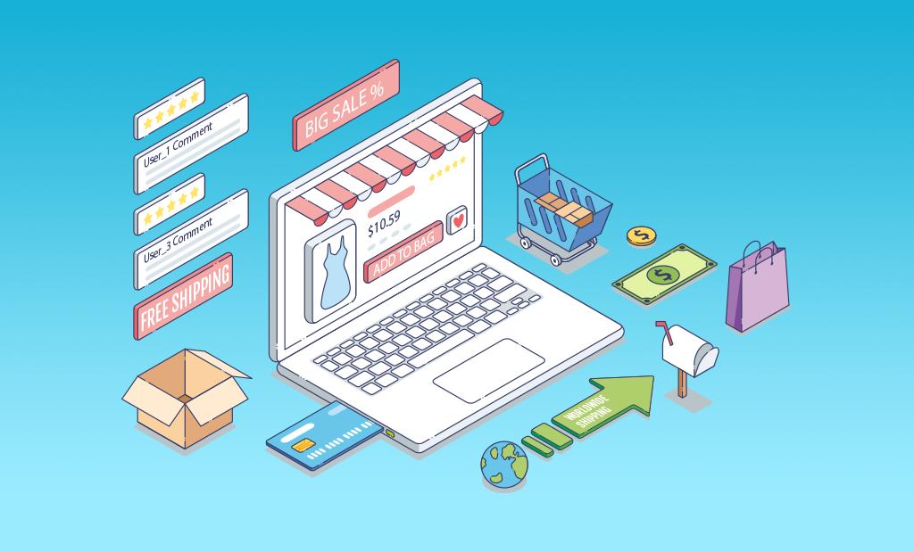 E commerce website jaipur