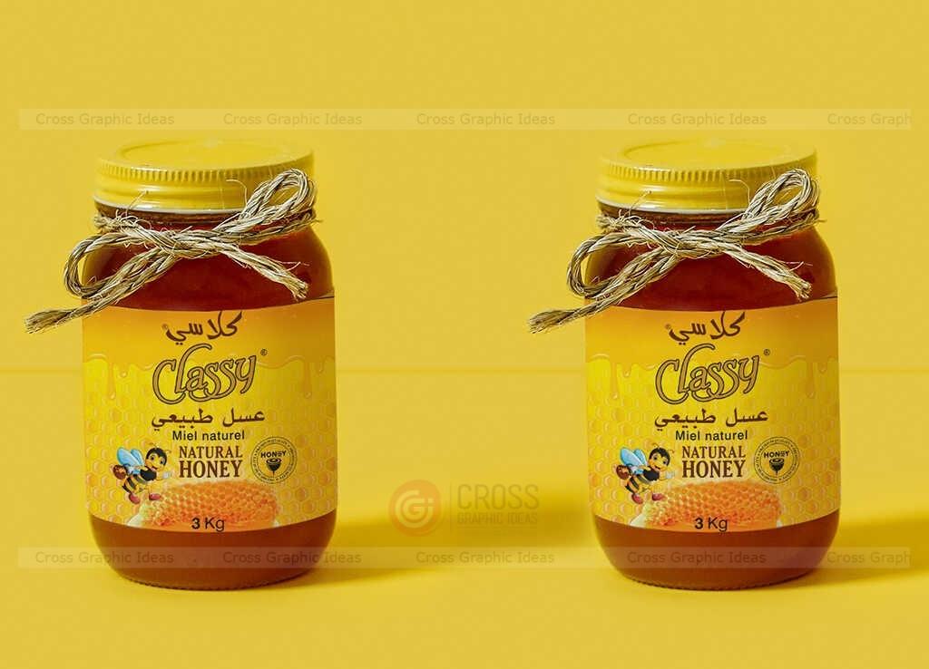 best honey packaging design