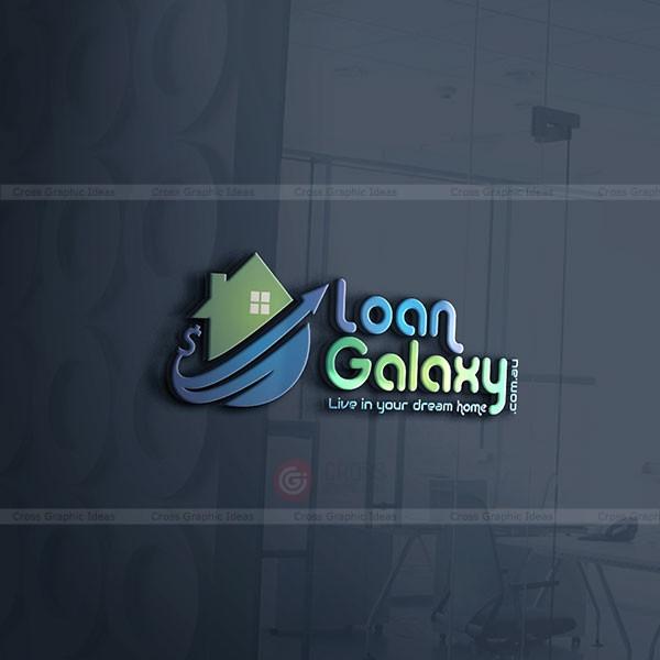 Loan logo design online