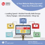 Is Your Website Being Ignored? Here Are 5 Reasons Why